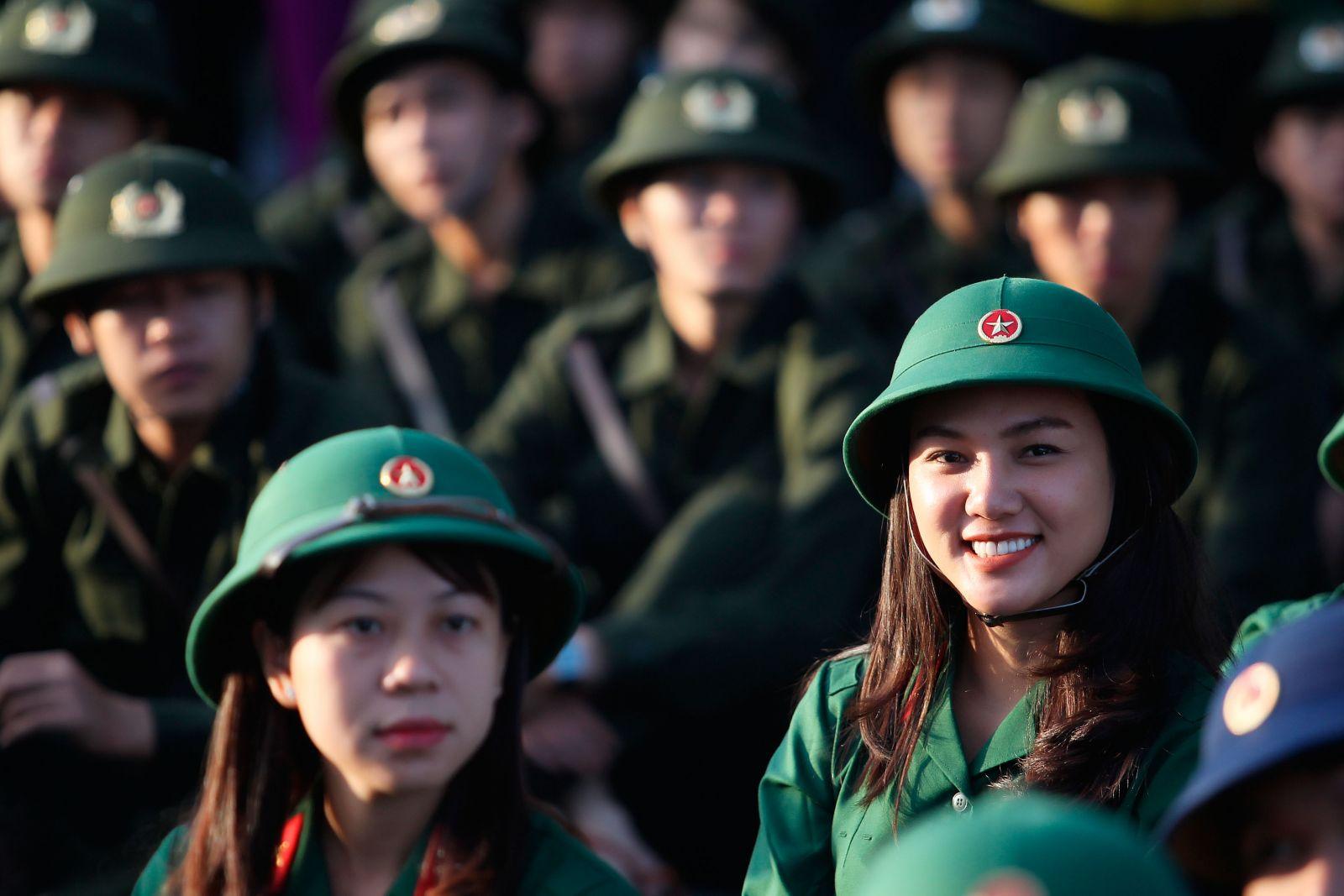Nghĩa vụ quân sự đối với nữ