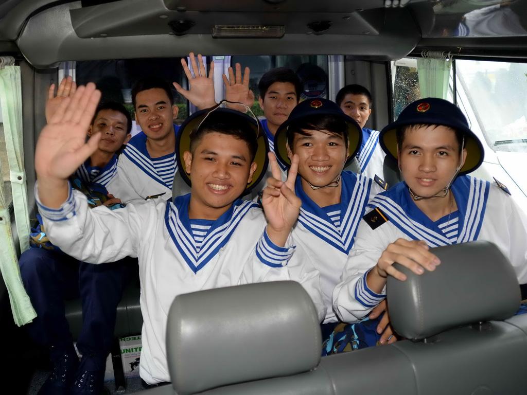 Nghĩa vụ lính hải quân