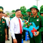 Tham gia nghĩa vụ quân sự là trách nhiệm của công dân