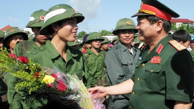 Thời gian đi nghĩa vụ quân sự Việt Nam là mấy năm?