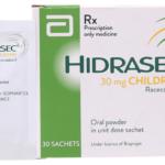 thuốc hidrasec 10mg