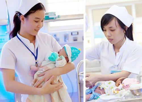 điều dưỡng chuyên ngành hộ sinh